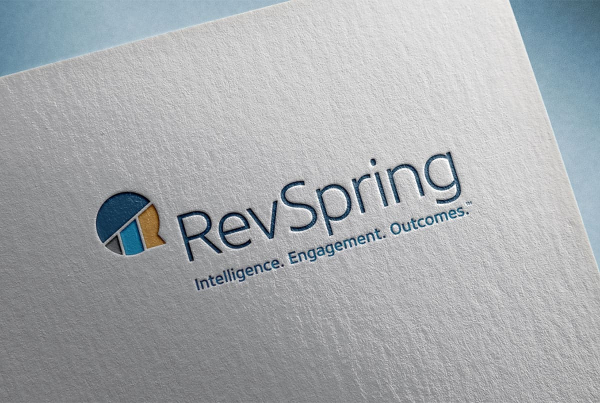 RevSpring logo design